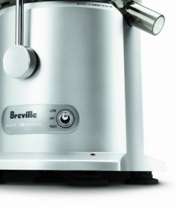 Breville JE98XL Juice Fountain Switch