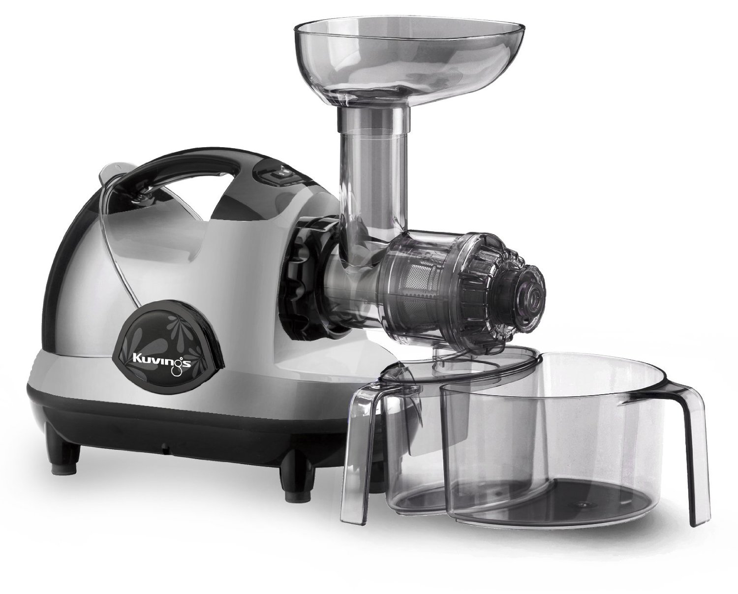 Best Masticating Juicer For Home : Kuvings NJE3580U Masticating Slow Juicer